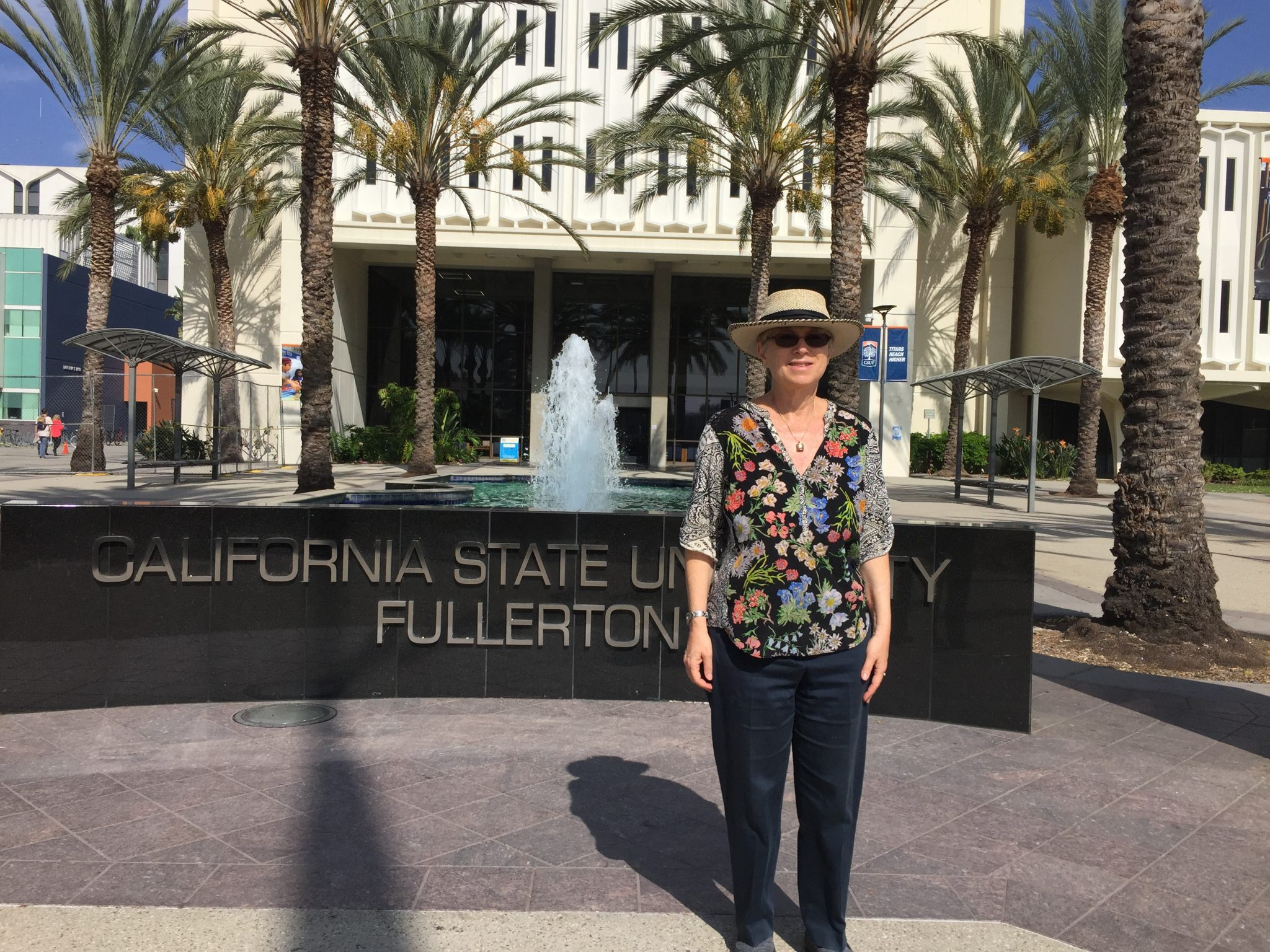 Judi's Story: Helping my son Graduate from CSUF